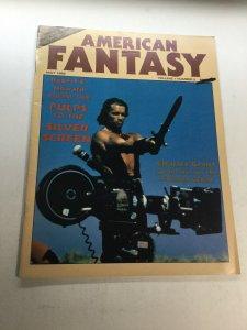 American Fantasy Vol 1 Issue 2 Vf Very Fine 8.0 Magazine