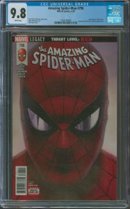 Amazing Spider-Man #794 CGC Graded 9.8 Scorpio & Norman Osborn appearance