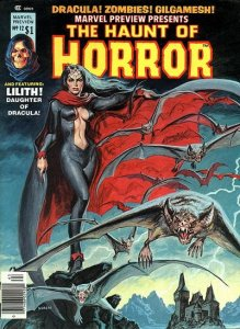 Marvel Preview Presents #12 The Haunt of Horror (ungraded) stock photo / ID#002D