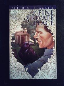 A Fine & Private Place #1 (2012)