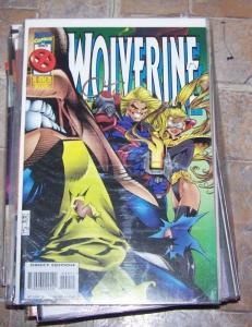 WOLVERINE #99  1996  Marvel  CYPHER ADAMANTIUM GENESIS CANNONBALL