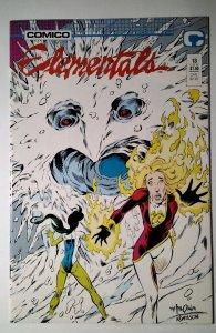 Elementals #13 (1987) Comico Comic Book J756
