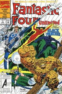 Fantastic Four Unlimited #1, NM (Stock photo)