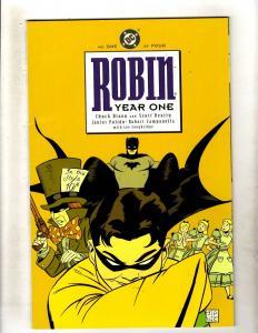 13 Comics Robin Year One 1 2 3 + 1 126 130 Nightwing 57 98 109 Rann 1 2 4 5 MF14
