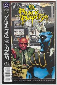 JLA  : Black Baptism   #3 of 4 FN