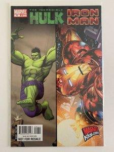 The Incredible Hulk Iron man #1 Marvel Comics NM