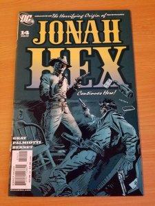 Jonah Hex #14 ~ NEAR MINT NM ~ (2007, DC Comics)