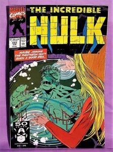 Peter David INCREDIBLE HULK #382 Dale Keown (Marvel, 1991)!