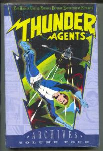 THUNDER Agents Archive Edition volume 4 hardcover