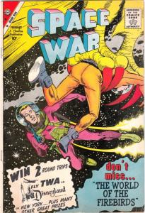 Space War #3 (Feb-60) VF High-Grade