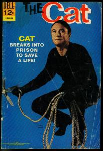 CAT, THE #3-ROBERT LOGGIA TV EDITION-PHOTO COVER VG