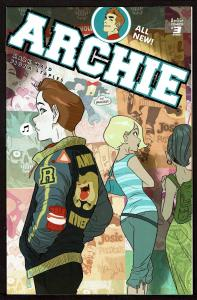 Archie All New #3 (2nd series)  9.4 NM