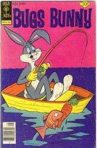 Bugs Bunny (Gold Key) #187 FN; Gold Key   save on shipping - details inside