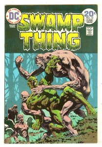 Swamp Thing 10   Wrightson