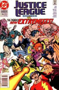 Justice League (1987 series) #79, VF- (Stock photo)