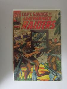 Captain Savage (1968) #8 - VG 4.0 - 1968