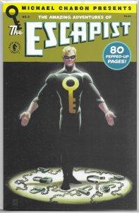 Michael Chabon Presents the Amazing Adventures of the Escapist # 5 NM