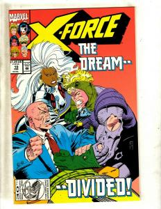 X-Force # 19 NM Marvel Comic Book Deadpool Cable Domino X-Men Wolverine JF23