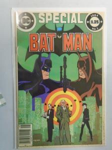 Batman Special #1 (1984) 4.0 VG