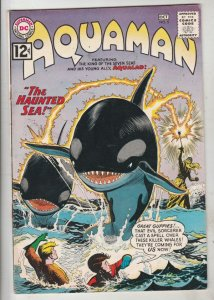 Aquaman #5 (Oct-62) FN/VF Mid-High-Grade Aquaman, Aqualad