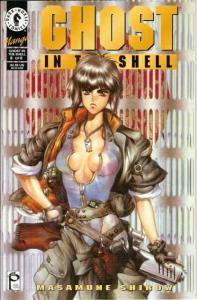 Ghost in the Shell #8 VF; Dark Horse | save on shipping - details inside