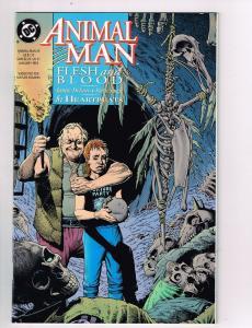 "Animal Man (1988) #55 DC Comic Book ""Flesh and Blood Part 5: Heartbeats"" HH2"