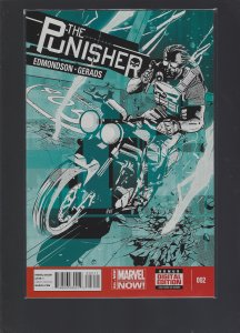 The Punisher #2 (2014)