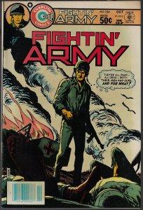 Fightin' Army #154 (Charlton, 1981) NM