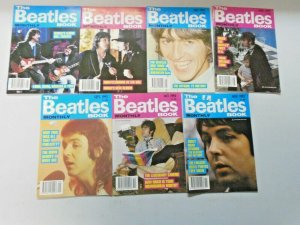 Beatles Book Monthly Magazine Lot 23 Different (1991-1992)
