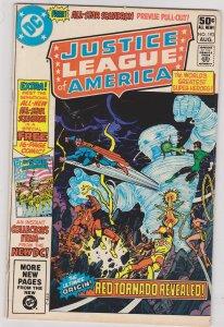 Justice League of America #195 (1981)