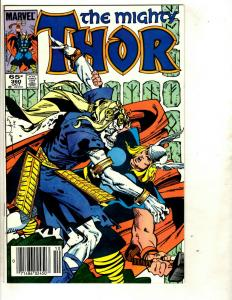 10 Thor Marvel Comics # 360 359 358 357 356 355 354 353 352 351 Spider-Man DS3