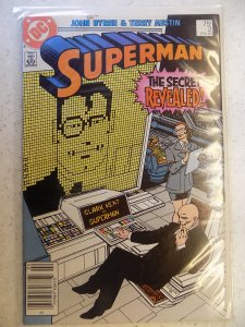 SUPERMAN VOL TWO # 2
