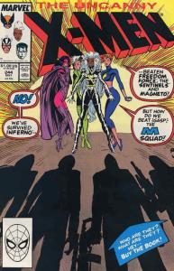 Uncanny X-Men, The #244 VF/NM; Marvel | save on shipping - details inside