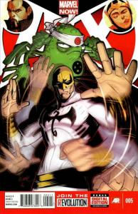 A+X (1st Series) #5 VF/NM; Marvel | save on shipping - details inside