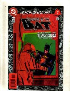 12 Batman Shadow of the Bat Comics #48 49 50 51 52 53 54 55 56 57 58 59 GK58