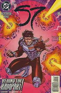 Sovereign Seven #21 VF/NM; DC   save on shipping - details inside