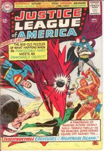JUSTICE LEAGUE OF AMERICA 40 VG November 1965 COMICS BOOK