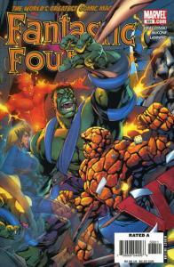Fantastic Four (Vol. 1) #533 VF; Marvel   save on shipping - details inside