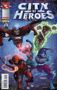 City of Heroes (Image) #1C VF/NM; Image | save on shipping - details inside