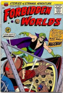 Forbidden Worlds #125 VG; ACG | low grade comic - save on shipping - details ins