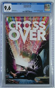 Crossover #1 | Cover A | Donny Cates | CGC 9.6