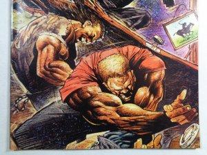 Bruce Lee #1 2 3 Malibu Comics 1994