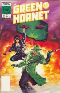 Green Hornet (1989 series) #6, NM- (Stock photo)