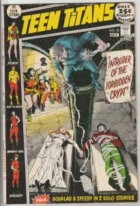 Teen Titans, The #35 (Oct-71) FN/VF+ High-Grade Kid Flash, Robin, Wonder Girl...