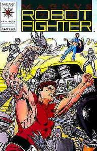 Magnus Robot Fighter (Valiant) #9 VF/NM; Valiant | save on shipping - details in