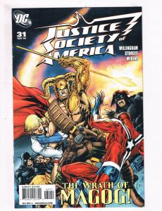 Justice Society Of America # 31 VF DC Comic Books The Wrath Of Magog WOW!!!! SW4