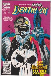 Deathlok #7 (1992)