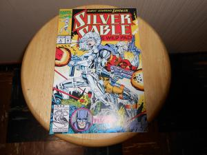 Silver Sable and the Wild Pack (1992) #61992 Cover price $1.25 Marvel