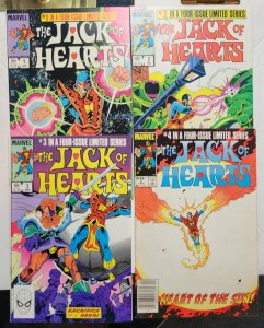 Jack Of Hearts Limited Series Complete
