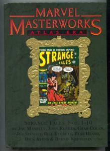 Marvel Masterworks Atlas Era Strange Tales #1-10 hardcover